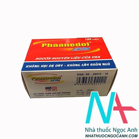 Phaanedol extra 500mg