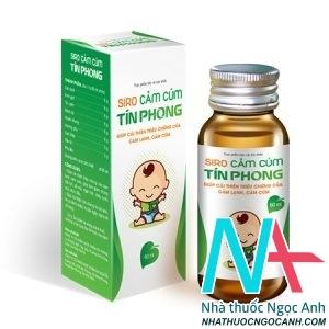 siro Cảm Cúm Tín Phong