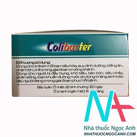 thuốc colibacter
