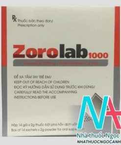 Thuốc Zorolab 1000