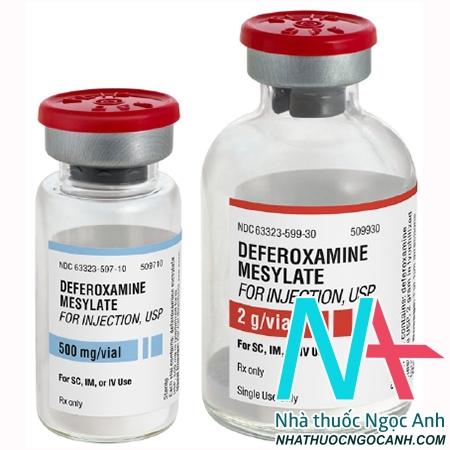 thuốc Desferal