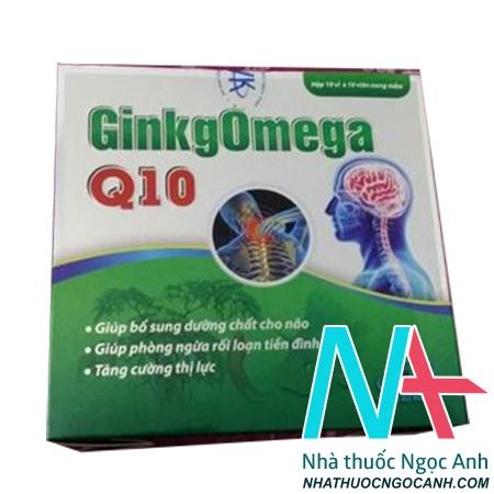 GINKGOMEGA Q10