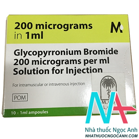 Glycopyrronium Bromide