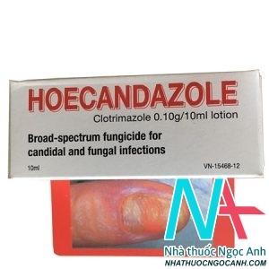 thuốc HOECANDAZOLE Cream 10mg