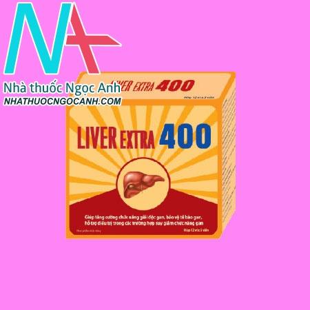 Liver extra 400