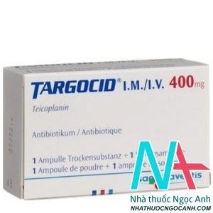 thuốc TARGOCID 400mg