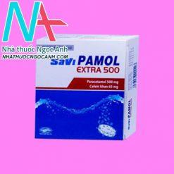 Savi Pamol Extra 500