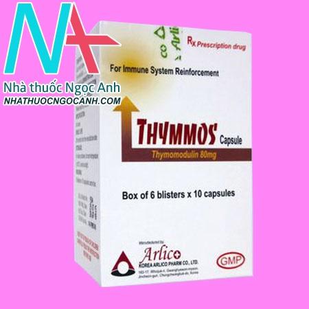 Thymomodulin