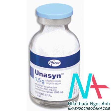 unasyn 1.5 gr