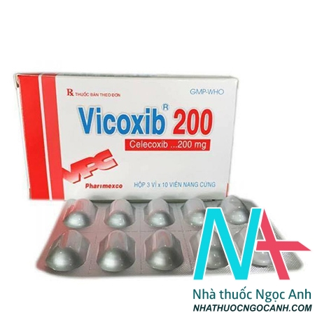thuốc VICOXIB 200