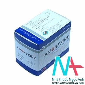 thuốc amohexine