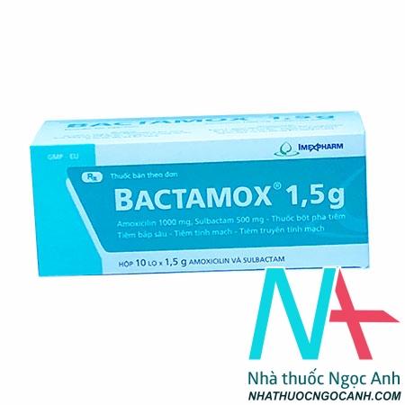 Thuốc Bactamox® 1,5 g