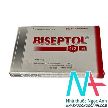 Thuốc Biseptol 480 có tác dụng gì
