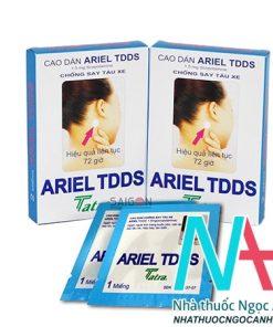 cao dán ARIEL TDDS