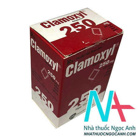 Thuốc Clamoxyl mua ở đâu