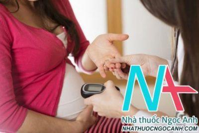 Đái tháo đường thai kỳ và lời khuyên dinh dưỡng