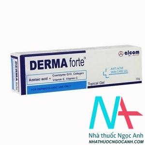 kem trị mụn Derma Forte