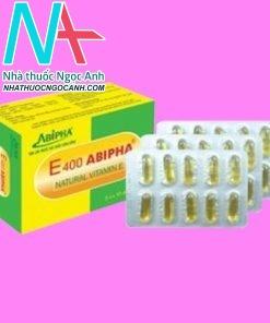 Vitamin E400 ABIPHA