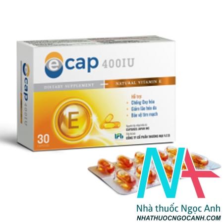 Ecap Vitamin E
