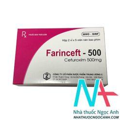 thuốc farinceft