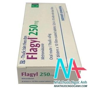 thuốc Flagyl 250mg