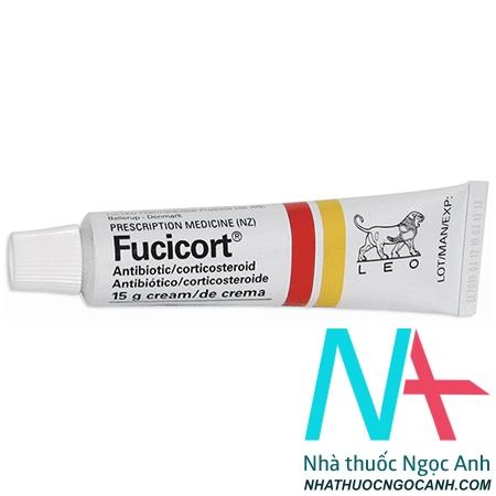thuốc fucicort 15g cream