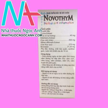 Novothym