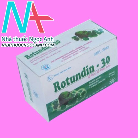 Rotundin 30mg
