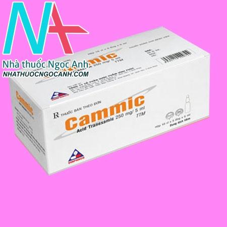 Thuốc Cammic