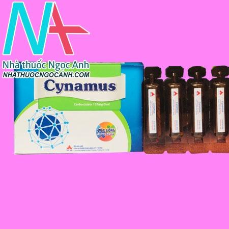Thuốc Cynamus