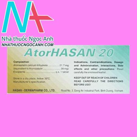 Atorhasan 20