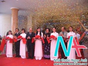 khánh thành Bệnh viện Đại học Y Hà Nội năm 2007