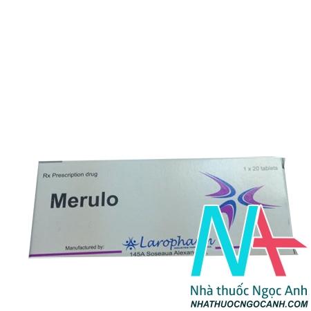 thuốc merulo