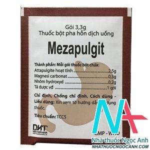 Mezapulgit dược hà tây