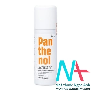 Panthenol xịt mũi
