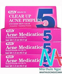 Rugby Acne Medication