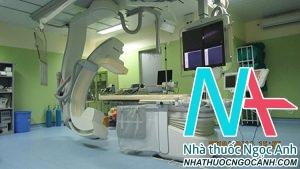 Nhiều máy móc, trang thiết bị y tế đồng bộ, hiện đại