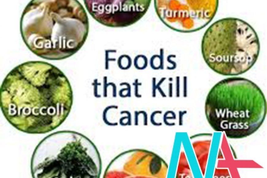 8 loại thực phẩm có khả năng NGĂN ngừa ung thư DI CĂN