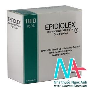 thuốc Epidiolex