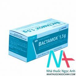 Thuốc Bactamox® 1,5 g có tác dụng gì