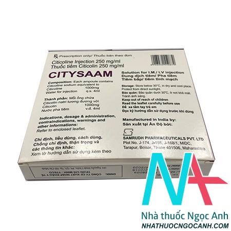 thuốc Citysaam
