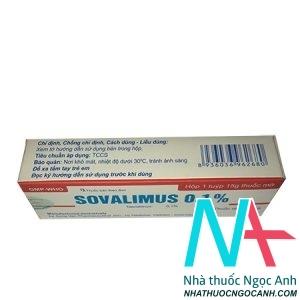 thuốc Sovalimus