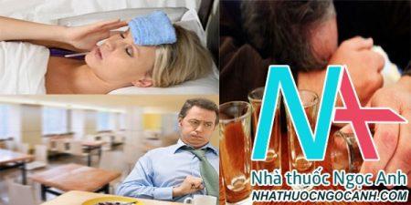 Những triệu chứng cảnh báo viêm gan do rượu