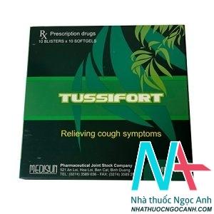thuốc Tussifort