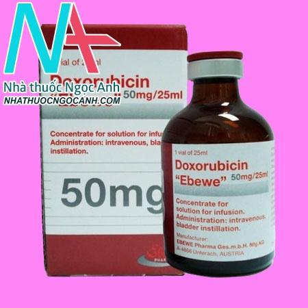 Doxorubicin Ebewe