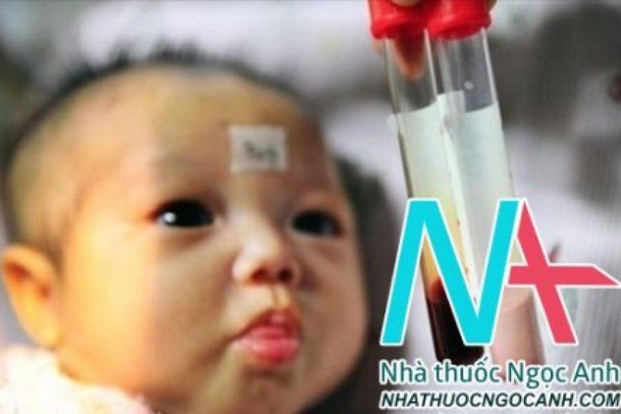 Bệnh Thalassemia