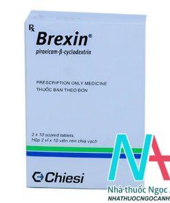Thuốc Brexin 20 mg