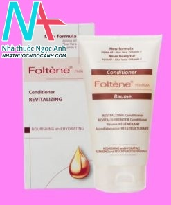 Dầu xả Foltene Pharma Revitalizing Conditioner