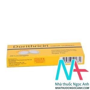Dorithricin Germany