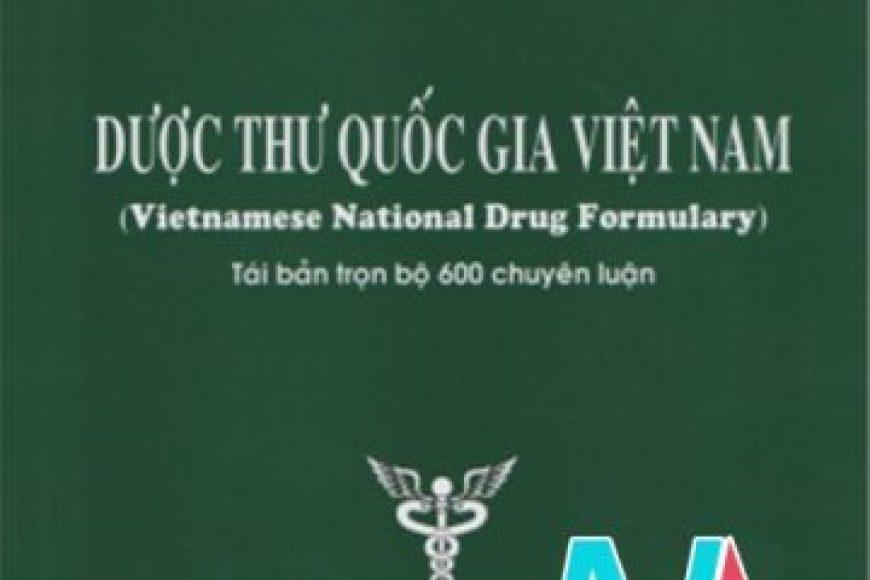 Dược thư quốc gia Việt Nam lần xuất bản thứ 2